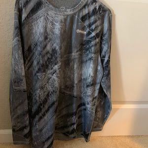 NWOT Women's reversible SPF 50 fishing shirt